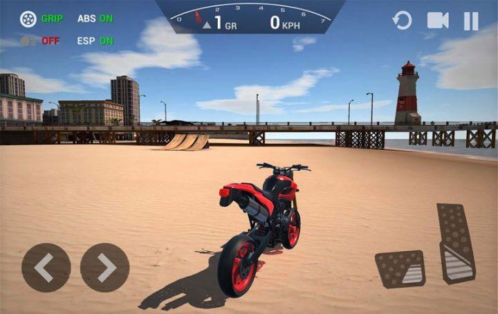 دانلود Ultimate Motorcycle Simulator 2.0.3 شبیه ساز موتور سیکلت اندروید + مود