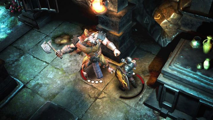 Warhammer Quest 2: The End Times FULL 2.112 دانلود بازی اندروید