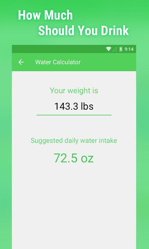 دانلود Water Drink Reminder Pro 4.320.257 برنامه یادآوری نوشیدن آب اندروید