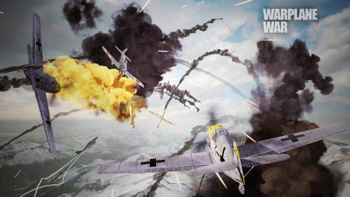 World Warplane War:Warfare sky 1.0.5 بازی جنگ جهانی هواپیما جنگی اندروید + مود