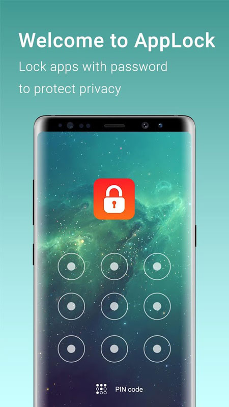 Applock Pro 1.46 دانلود نرم افزار قفل برنامه حرفه ای اندروید