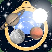 Astrolapp Planets and Sky Map 4.2.0.2 دانلود برنامه منظومه شمسی