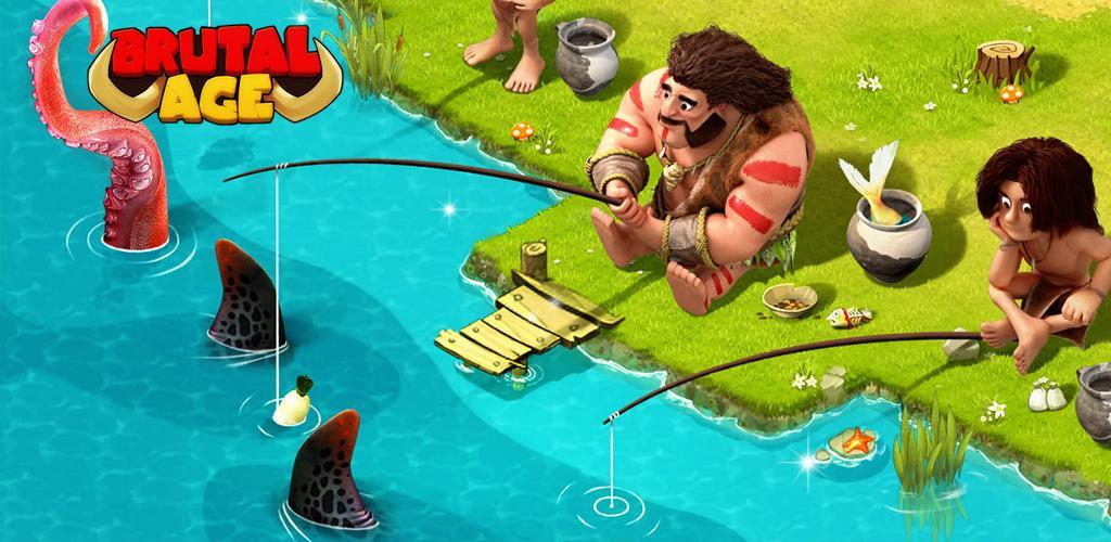 Brutal Age: Horde Invasion 0.4.30 دانلود بازی استراتژی عصر بربرها اندروید