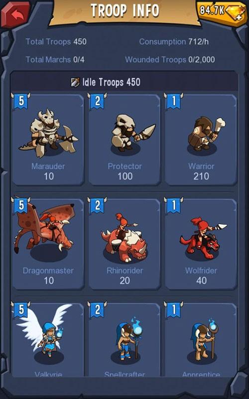 Brutal Age: Horde Invasion 0.4.08 دانلود بازی استراتژی عصر بربرها اندروید