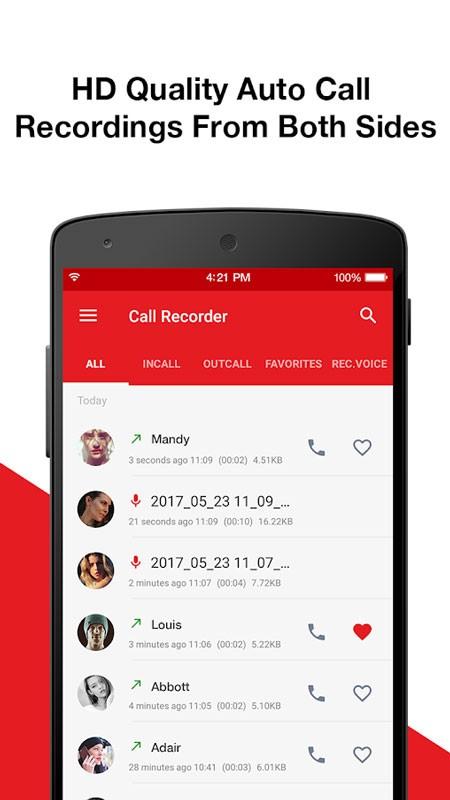 Call Recorder – Automatic Call Recorder PRO 1.6.9 ضبط خودکار مکالمات اندروید