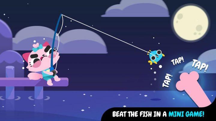 CatFish 1.0.49 دانلود بازی ماهیگیری گربه ها اندروید + مود