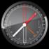 دانلود Compass Pro 1.49 برنامه قطب نما پیشرفته اندروید
