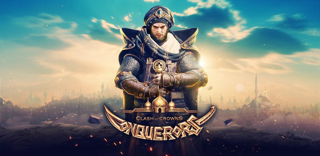 Conquerors: Golden Age 2.2.2 دانلود بازی الفاتحون اندروید