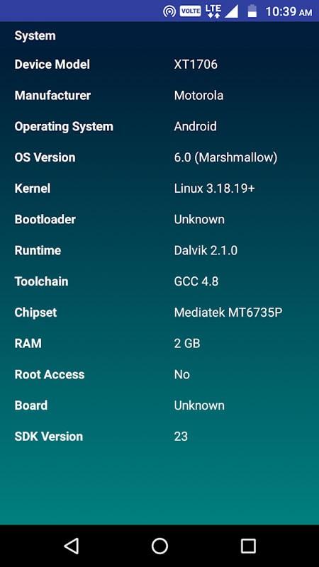CPU Identifier Pro 2.4.3 دانلود برنامه نمایش اطلاعات سخت افزار اندروید