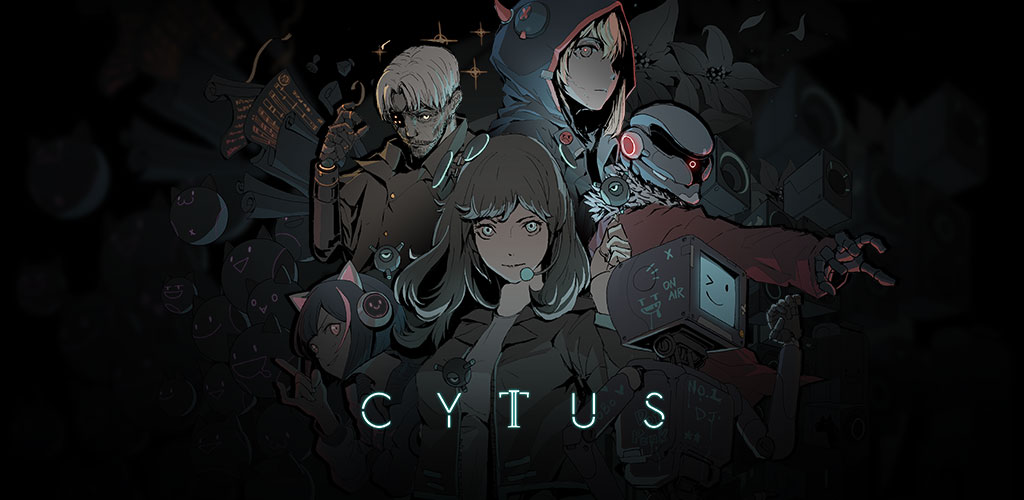 Cytus II 1.3.0 دانلود بازی موزیکال فوق العاده سایتوس 2 اندروید + دیتا