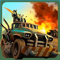 دانلود Dead Paradise: Race Shooter 1.6.6 – بازی تیراندازی ماشین ها اندروید + مود