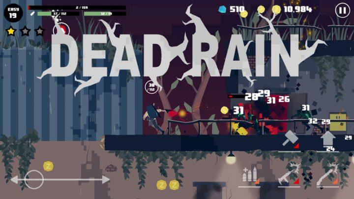 Dead Rain : New zombie virus 1.5.92 دانلود بازی باران مرگبار اندروید + مود