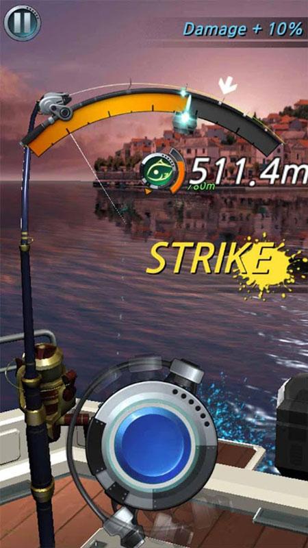 Fishing Hook 2.2.4 دانلود بهترین بازی ماهیگیری حرفه ای اندروید + مود