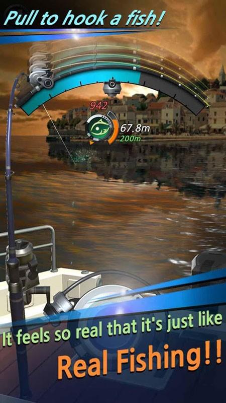 Fishing Hook 2.1.5 دانلود بهترین بازی ماهیگیری با قلاب اندروید + مود