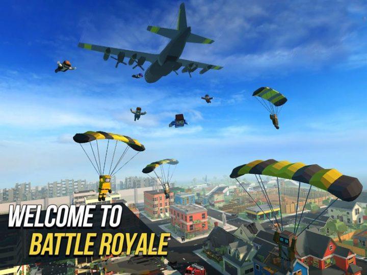 دانلود Grand Battle Royale 3.4.7 بازی نبرد بزرگ اندروید + مود