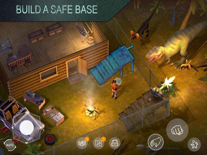 دانلود Jurassic Survival 2.0.1 – بازی بقا در دوران ژوراسیک اندروید + مود