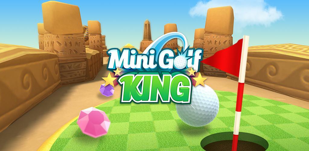 دانلود Mini Golf King – Multiplayer Game 3.41 بازی گلف چند نفره اندروید