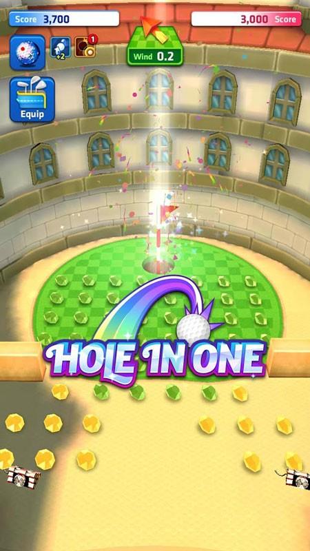 دانلود Mini Golf King – Multiplayer Game 3.24.2 – بازی گلف چند نفره اندروید