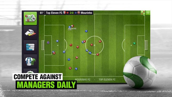 دانلود Top Eleven 2020 9.7 بازی مربیگری فوتبال اندروید