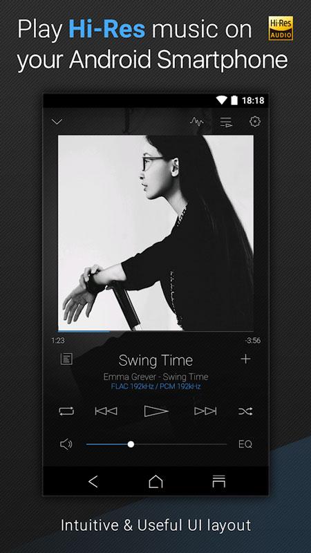 دانلود Onkyo HF Player Full 2.7.0 – موزیک پلیر حرفه ای و قدرتمند اندروید