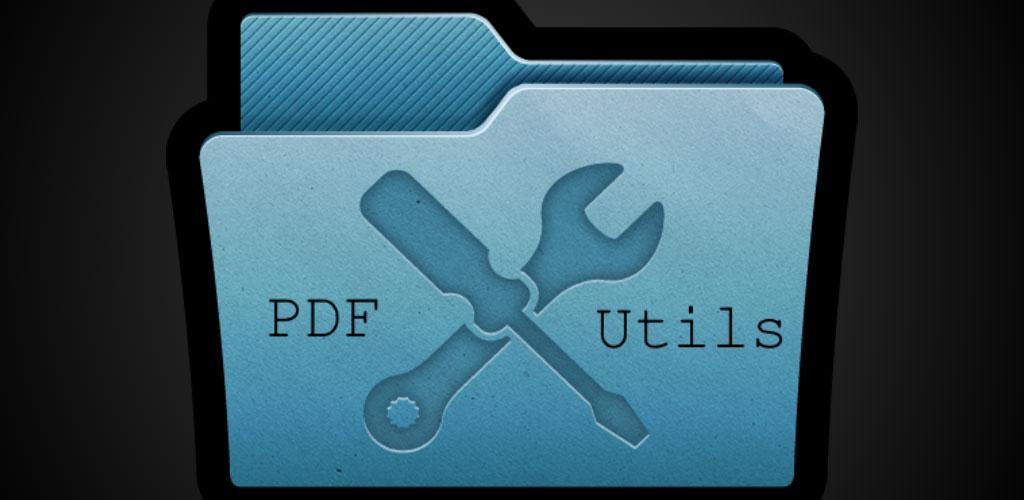 PDF Utils Pro 8.8 دانلود برنامه ابزار ویرایش PDF اندروید