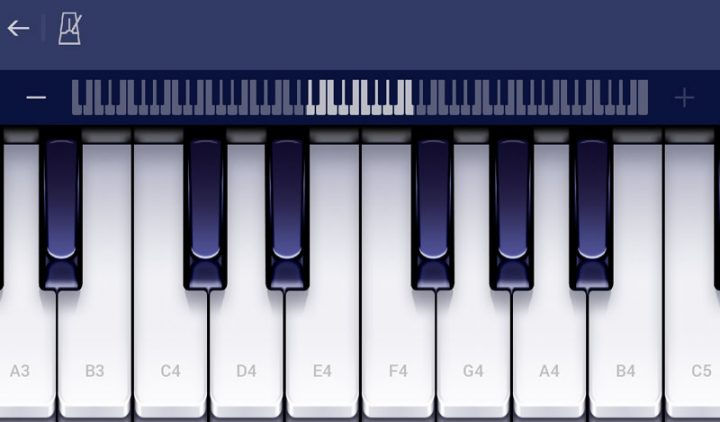 Piano – Play & Learn Free songs VIP 1.5.450 برنامه آموزش پیانو اندروید