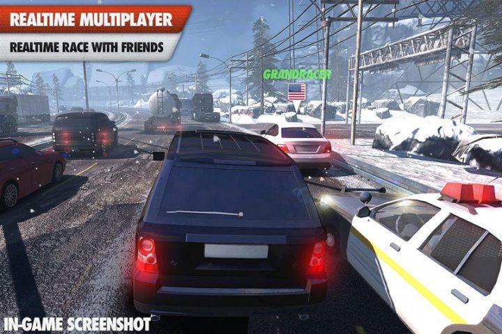 دانلود Racing Horizon :Unlimited Race 1.1.3 – بازی ماشین سواری اندروید + مود