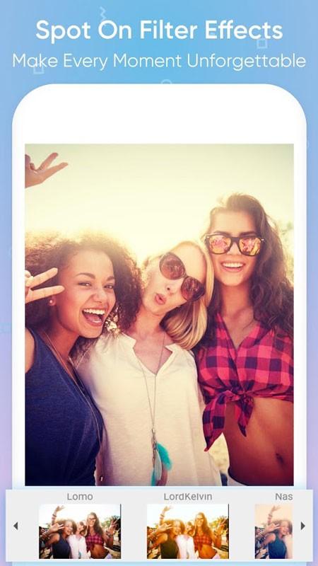 دانلود Selfix Premium 1.4.6 برنامه ویرایش عکس و روتوش سلفی اندروید