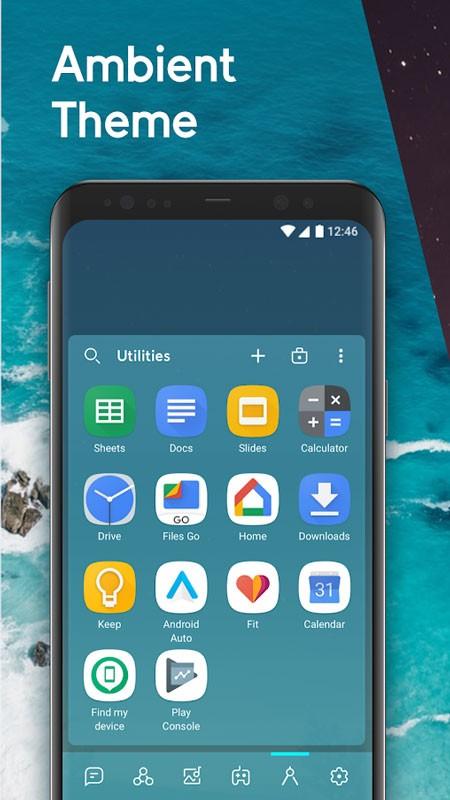 Smart Launcher 5 Pro 5.2 دانلود اسمارت لانچر 5 اندروید