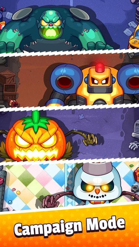 دانلود Smashy Duo 4.5.0 بازی هیولا های مهاجم اندروید + مود