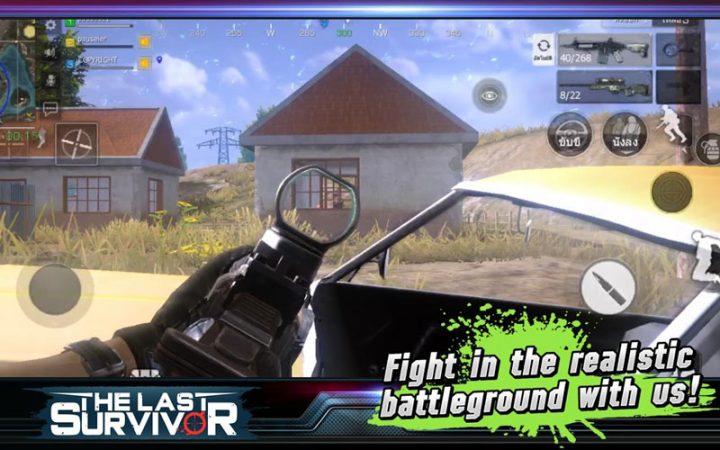 The Last Survivor : Stay Alive 1.6.5.175265 دانلود بازی بقا اندروید + دیتا