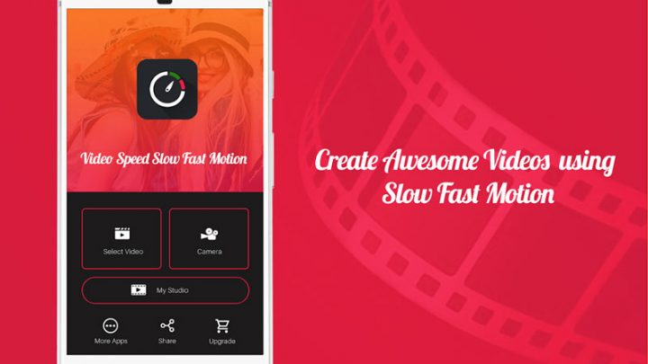 Video Speed: Fast and Slow Motion Pro 1.3 تغییر سرعت فیلم اندروید