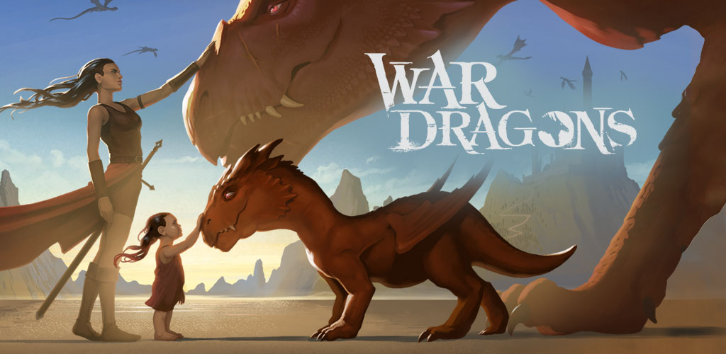War Dragons 4.83.0+gn دانلود بازی جنگ دراگون ها اندروید