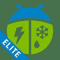 Weather Elite by WeatherBug 5.13.3-3 دانلود برنامه هواشناسی دقیق اندروید