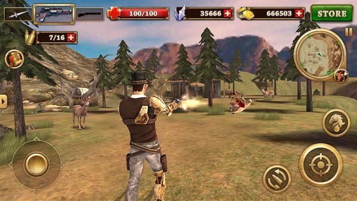 دانلود West Gunfighter 1.12 – بازی جنگجوی غرب وحشی اندروید + مود
