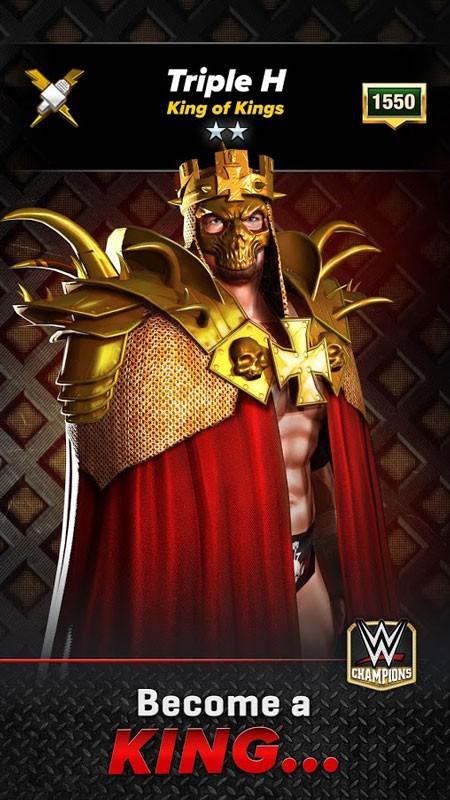 WWE Champions 0.304 دانلود بازی قهرمانان کشتی کج اندروید + مود