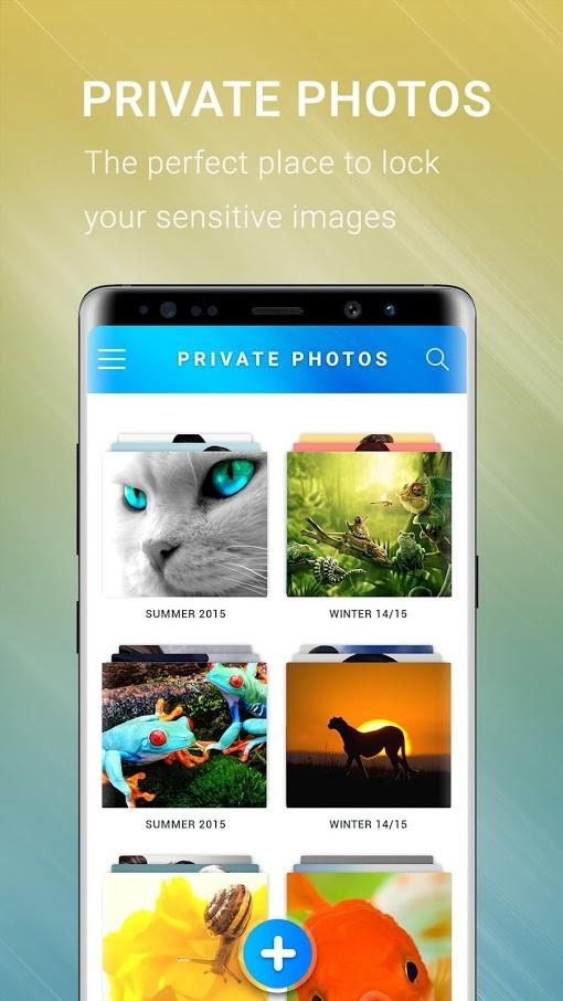Applock – Fingerprint Pro 1.49 دانلود برنامه قفل اثر انگشت اندروید