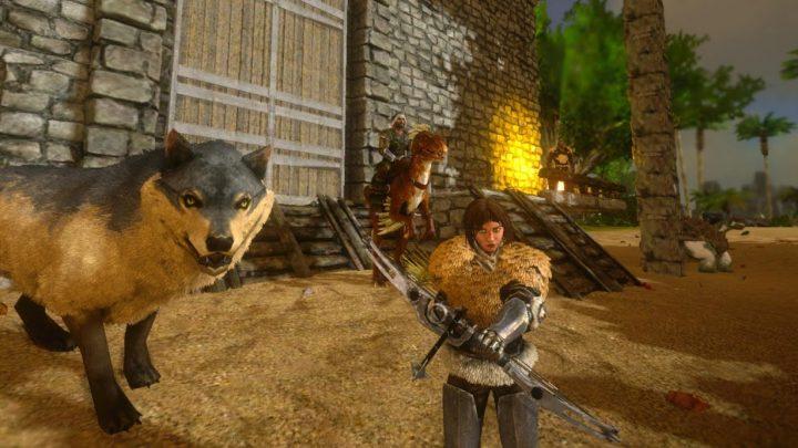 دانلود ARK: Survival Evolved 2.0.20 بازی بقا آرک اندروید + مود