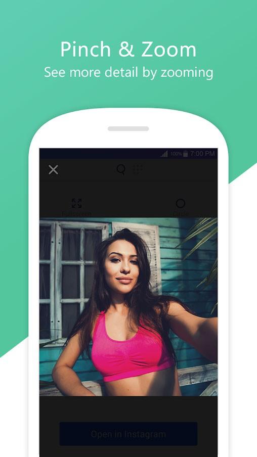 دانلود Qeek for Instagram 1.54 – ذخیره عکس پروفایل اینستاگرام اندروید