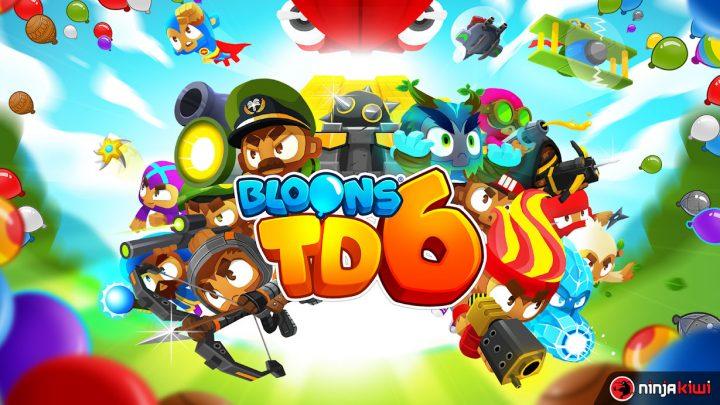 Bloons TD 6 4.0 دانلود بازی برج دفاعی بلونز 6 اندروید + مود + دیتا