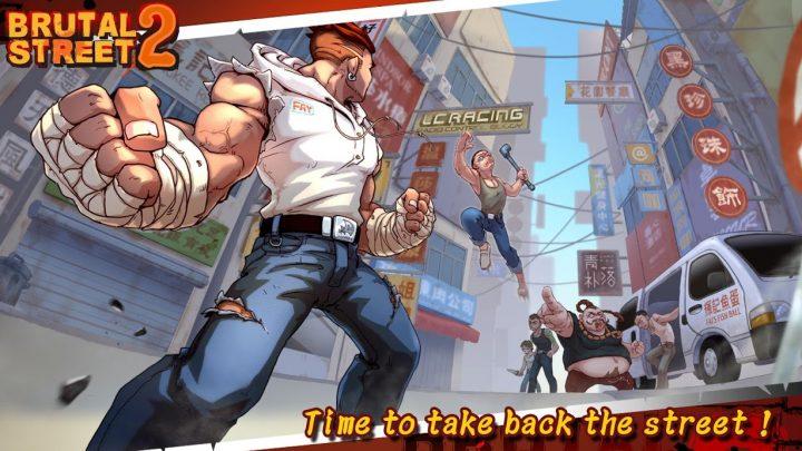 Brutal Street 2 1.0.7 دانلود بازی مبارزه خیابانی 2 اندروید + مود + دیتا