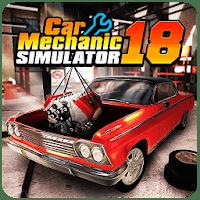 Car Mechanic Simulator 18 1.2.1 دانلود بازی مکانیک ماشین اندروید + مود