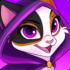 Castle Cats 2.1 دانلود بازی ماجراجویی قلعه گربه ها اندروید + مود