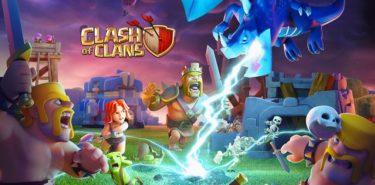 دانلود Clash of Clans 13.369.18 به روز رسانی بازی کلش اف کلنز اندروید