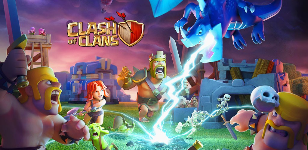 Clash of Clans 11.185.11 دانلود و نصب بازی کلش اف کلنز