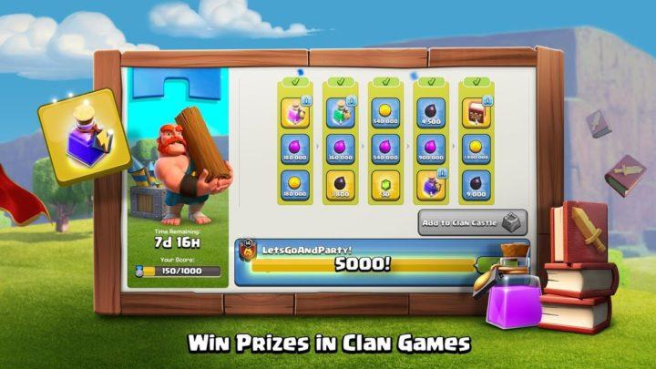 دانلود Clash of Clans 13.369.9 به روز رسانی بازی کلش اف کلنز اندروید