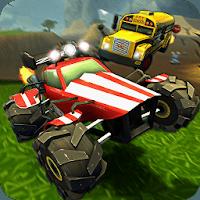 Crash Drive 2: 3D racing cars 2.48 دانلود بازی ماشین جنگی اندروید + مود