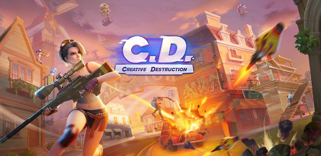 دانلود Creative Destruction 2.0.5521 – بازی تخریب خلاقانه اندروید
