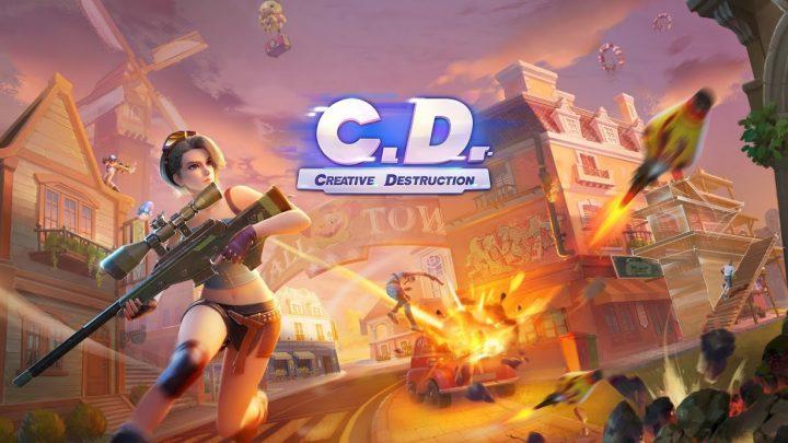 دانلود Creative Destruction 2.0.4081 بازی تخریب خلاقانه اندروید