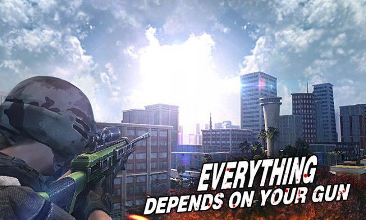 Death Killer:Guarding The City 1.0.0021 دانلود بازی قاتل مرگ اندروید + مود